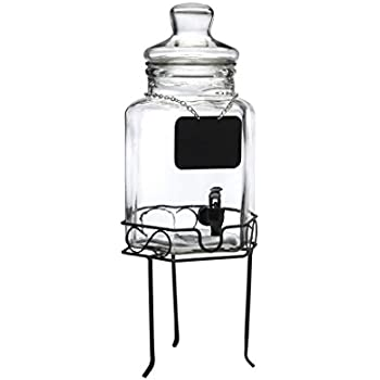 Amazon Com Al Fresco Lemonade Ice Tea Dispenser By