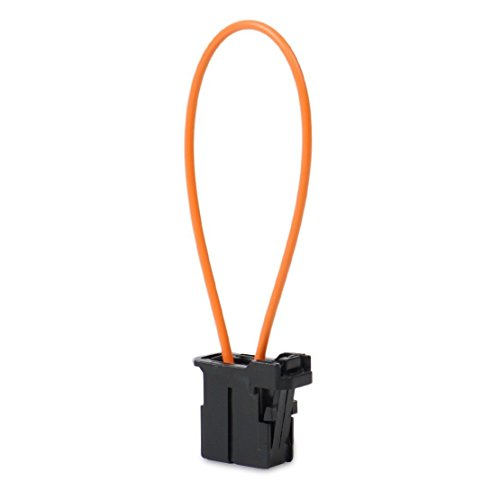 Easyget Fiber MOST Optical Optic Loop Bypass Male Adapter For Mercedes Benz, Audi, BMW, VW, Porsche