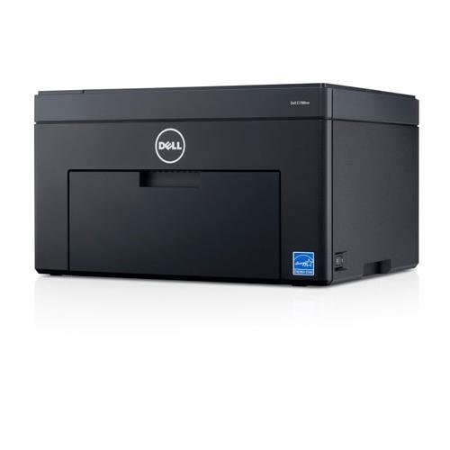 Dell (C1760NW) Color Laser Printer Max Resolution (B&W) 600 dpi and (Color) 600 dpi Plain Paper (Colour Led Laser)