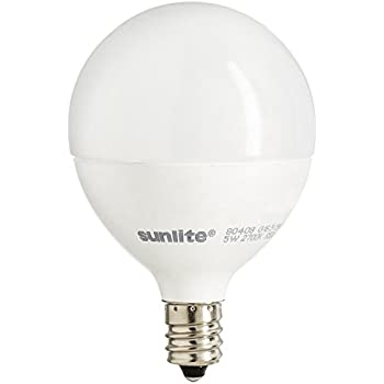 light bulb base e12 e14 60 watt led fr equivalent globe candelabra frost warm white