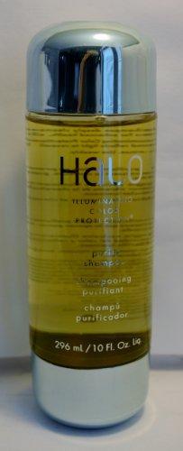 Halo Illuminating Color Protection Purity Shampoo - Shampoo Volumizing Halo