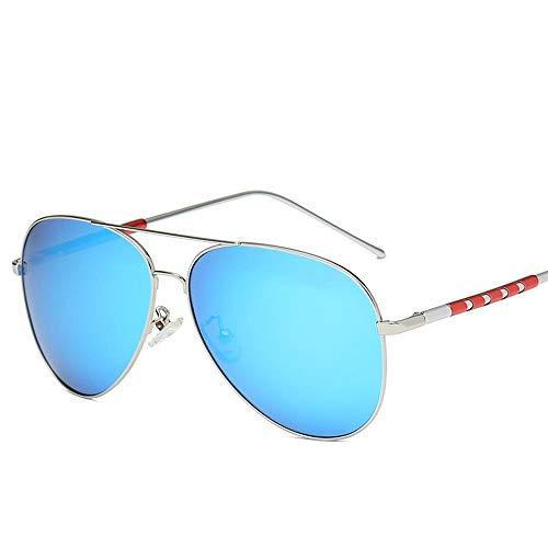 TR et Goggle De Metal 048 et PC Homme Soleil Femme Loisirs Sports A1 Lunettes Qualité 26g 100 Haute 5 Protection UV Couleurs ZHRUIY Cadre nYUwqRpn