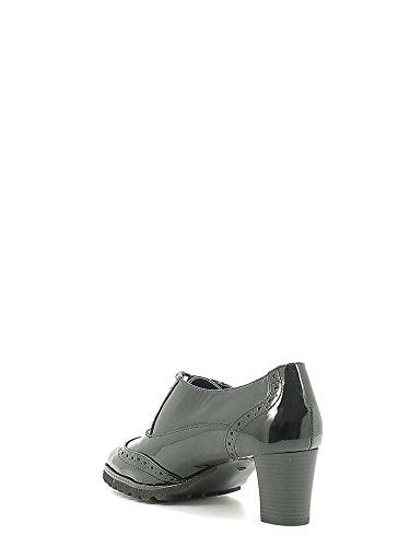 Casual Soft Zapatos Mujeres IV6317 Cinzia Negro V ASnqPPW