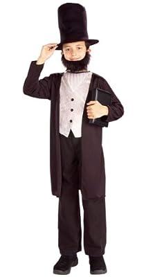 Abraham Lincoln Costume - Child Costume