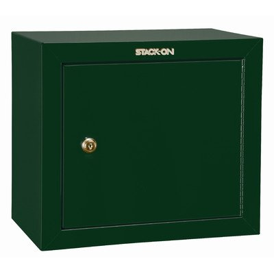 Stack-On GCB-500 Steel Pistol/Ammo Cabinet, Black