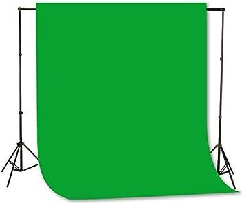 Black White Chromakey Green Screen Backdrop Stand Background Kit Photo Studio