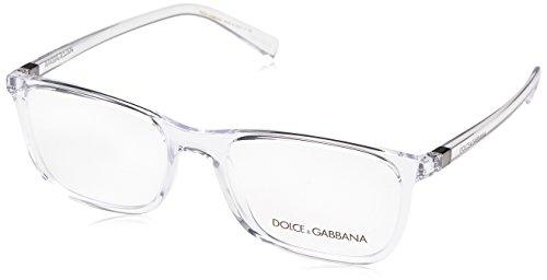 Eyeglasses Dolce and Gabbana DG 5027 3133 CRYSTAL