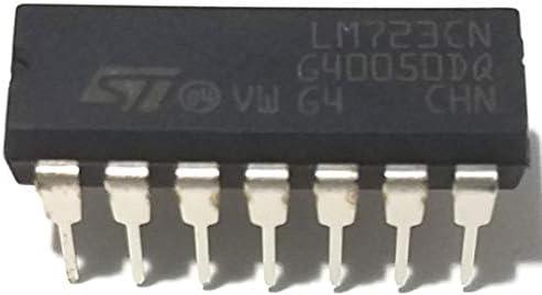 stmicroelectronics lm723cn Verstellbare Linear Regulator, 2V bis 37V, 14Dip