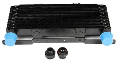 Cooler Auxiliary Radiator (ACDelco 89040217 GM Original Equipment Automatic Transmission Auxiliary Fluid Cooler)