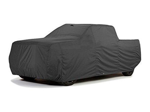 CarsCover Ford F150 F250 Standard Cab 5.5ft Short Bed Box Truck Car Cover Ironshield Leatherette All Weatherproof 100% Block Sun, Rain, Dust (Standard Cab 5.5ft Short Bed) ()