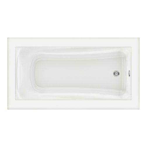 American Standard 3572.002.020 Green Tea 5' 6'' x 36'' Soaking Bath Tub, White by American Standard