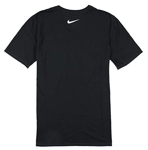 Nike Men's Los Angeles Lakers Kobe Puppet Hands T-Shirt Small Black Purple
