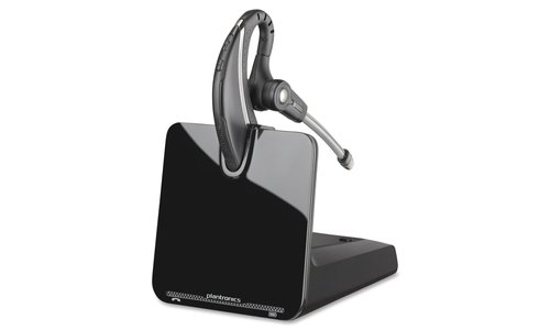 Plantronics, Inc Plantronics Cs530/hl10 Wireless Headset System - Mono - Black - Wireless - Dect - 350 Ft - Over-the by Plantronics (Image #1)