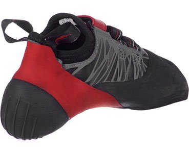 Red Chili Octan Zapatos de escalada negro rojo