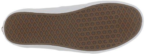 Vans Unisex Authentic Skateschuh Schwarz