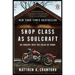 img - for Shop Class as Soulcraft (10) by [Paperback (2010)] book / textbook / text book