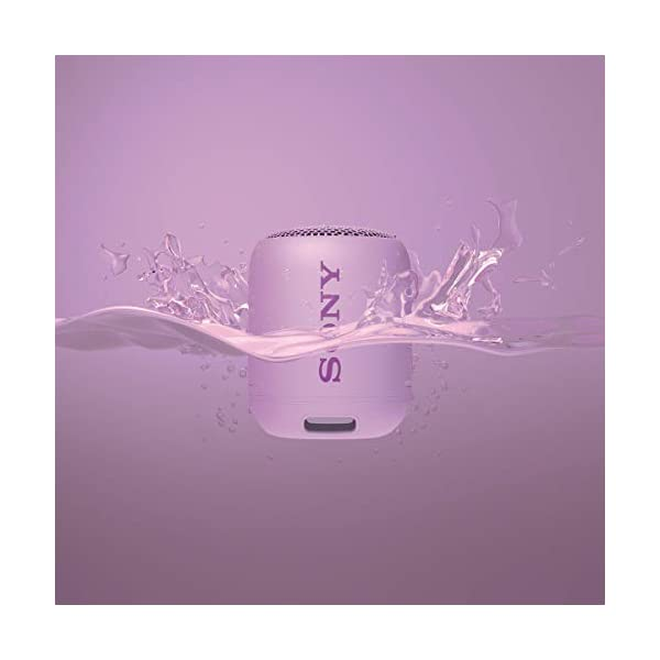 Sony SRS-XB12 Enceinte Portable Bluetooth Extra Bass Waterproof - Violet 3