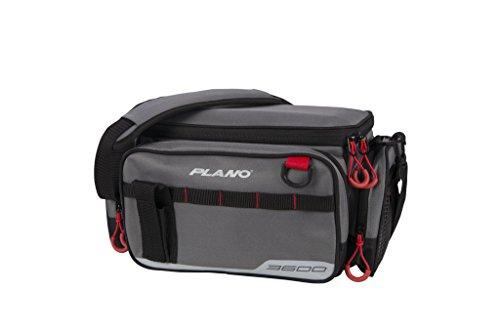 Plano PLAB36110 3600 Size Tackle Case, Grey, Premium Tackle Storage