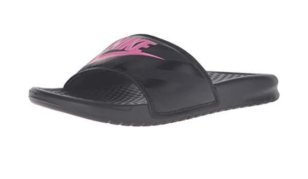 Casual zapatos Nike Benassi JDI de diapositivas de las