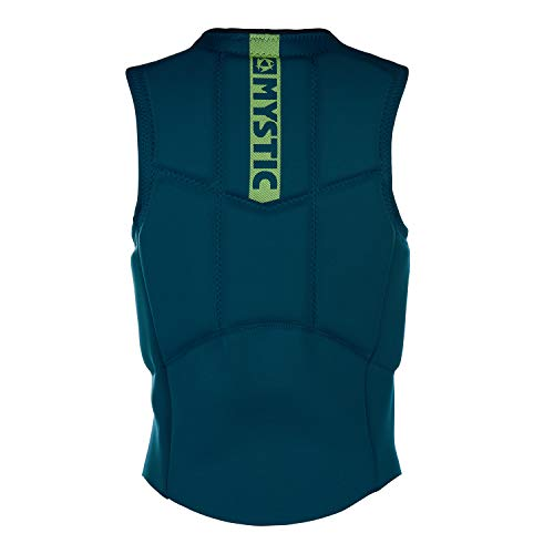 Mystic Star Side-Zip Impact Vest 2019 - Teal M