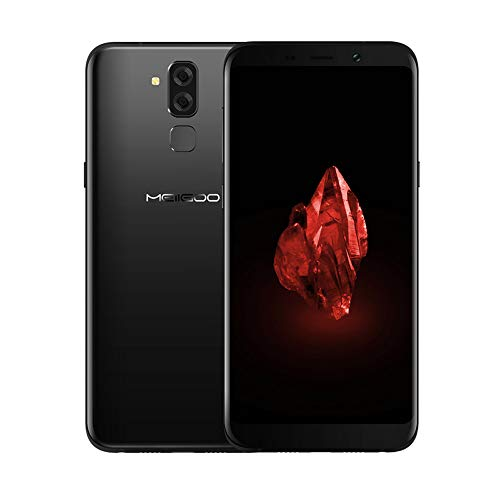 Hd 4 Gb Ram - 2019 New -Unlocked Smartphone, Android 7.0 Dual-IMEI CPU Octa-Core RAM 4GB 6.1 Inches Touch Screen Mobile Phone Cell Phone (Black)