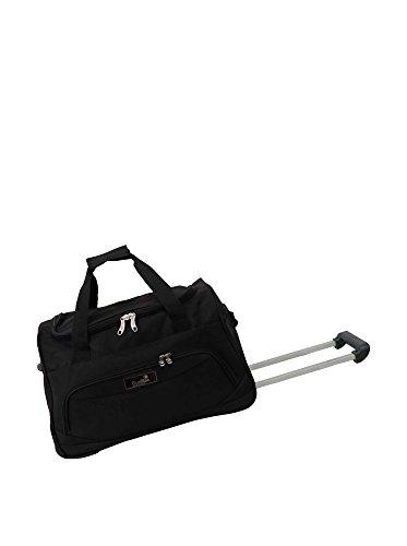 BLUESTAR Trolley blando BD-12641 Negro 50.0 cm