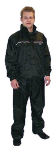 Dowco Guardian Black Large Deluxe Rain Suit
