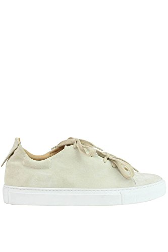 Marco Laganà Ladies Mcglcak03010e Sneakers In Suede Beige