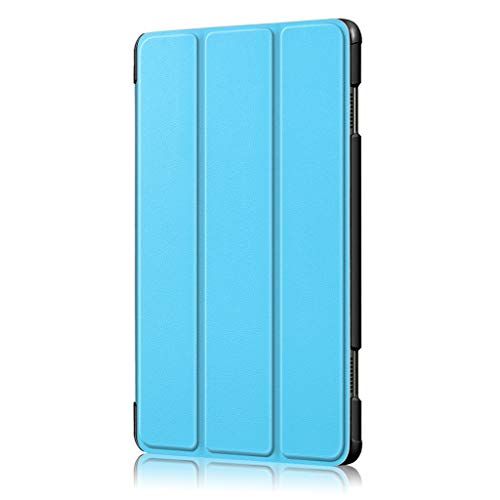 Alimao Slim Magnetic Folding 100% For Lenovo Tab P10 Cover Case TB-X705F TB-X705L 10.1inch Special price Blue