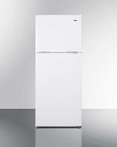 Summit FF1386W Refrigerator, White by Summit