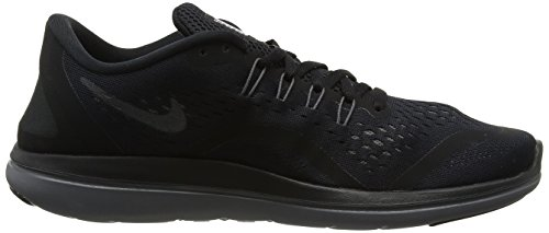 Noir Nike anthracite RN Femme Chaussures Black 2017 Metallic dark Flex de WMNS Grey Hematite Running Marron BwHrBz