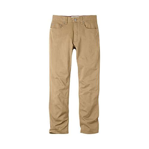 Mountain Khakis Men's LoDo Pants Slim Fit Desert Khaki 34 30 ()