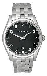 Hamilton Jazzmaster Black Dial Men's Watch #H38511133