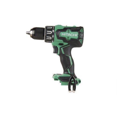 Hitachi DV18DBFL2P4 18V Cordless Lithium Ion Brushless Hammer Drill Tool Only, No Battery