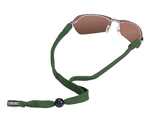 - Chums Classic Eyewear Retainer, Olive