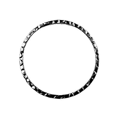 Black Rhodium Overlay Chandelier Earring Finding FR-212