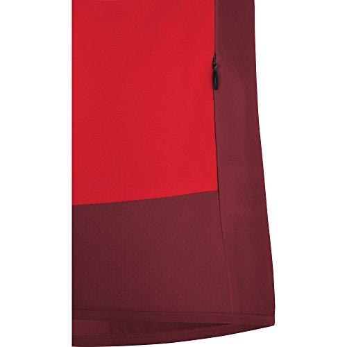 Giacca chestnut 100370 Red Uomo Red Gore 1vaZzWOq5