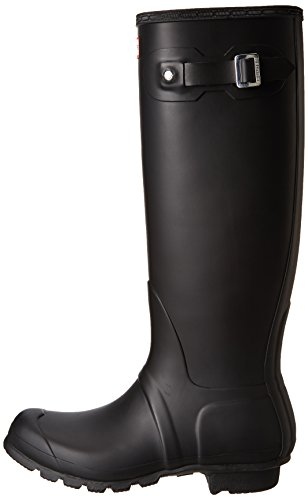 Hunter Women's Original Tall Black Rain Boots - 9 B(M) US by Hunter (Image #5)