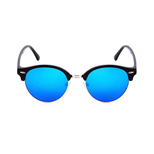 soleil de Milano Homme Bleu Lunettes Noir TWIG Concept gwqB88