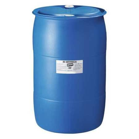 Antifreeze Coolant, 55 gal., RTU by SPLASH