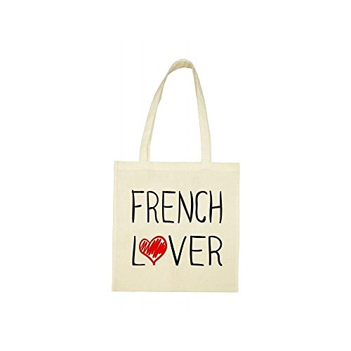 Tote Tote french bag beige bag lover 5dqxYwSn