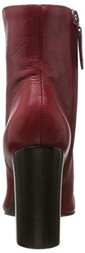 Signore Di Protezione Stivali Donna Stivali (vino Rosso) Rosso