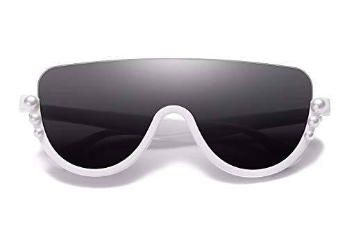 polarizadas Sol C D Gafas Ojos Hombre Sol Intellectuality de de Personalidad Retro Mujer Gafas de qf16EOwt