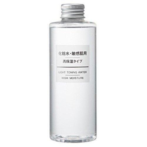 $13.15日本直运免邮,适合敏感肌的 无印良品滋润型化妆水