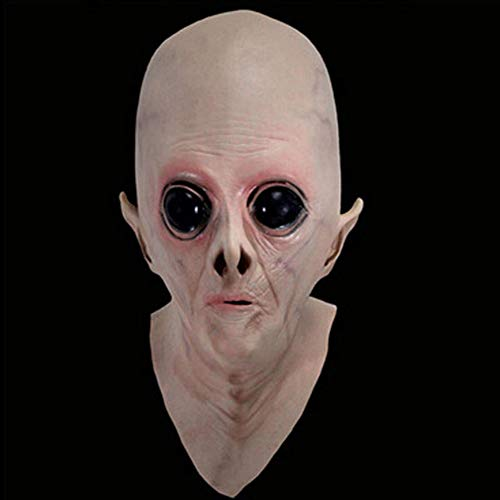 Halloween Mask Halloween Scary Disgusting Vinyl Big