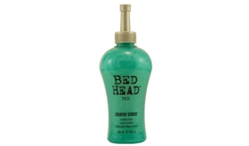 TIGI Bed Head Creative Genius Styling Gel 8 Ounces (Pack of 3)
