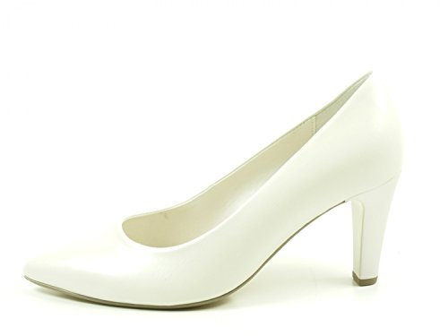 Gabor 61-280-80 Womens Court Shoes Offwhite OZskCWfRo