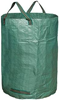 Enticerowts - Bolsa de basura para jardín, herramientas de jardín, reutilizable, resistente al desgarro, bolsa de residuos de jardín de gran capacidad, 120 L, 120 l.: Amazon.es: Bricolaje y herramientas