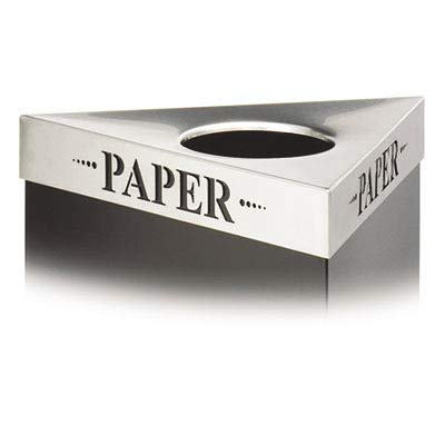 Trifecta Lid Receptacle Waste - SAF9560PA - Trifecta Waste Receptacle Lid