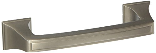 Pull Mulholland Amerock - Squared Mulholland Pull - Satin Nickel (Set of 10)